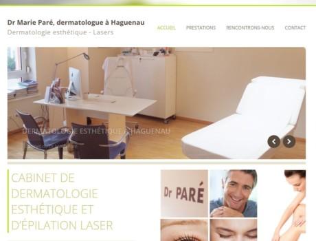 Dr Marie Paré – Dermatologue