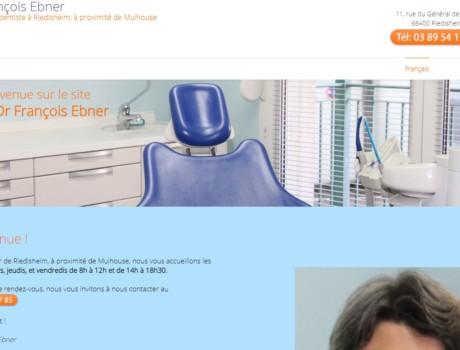 Dr François Ebner,Chirurgien-dentiste