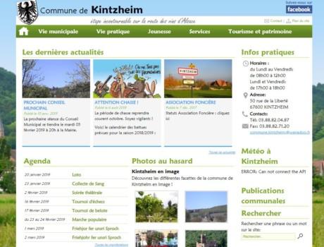 Mairie de Kintzheim
